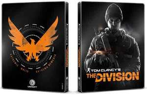 [XBOX ONE] Tom Clancy's The Divison Steelbook Edition