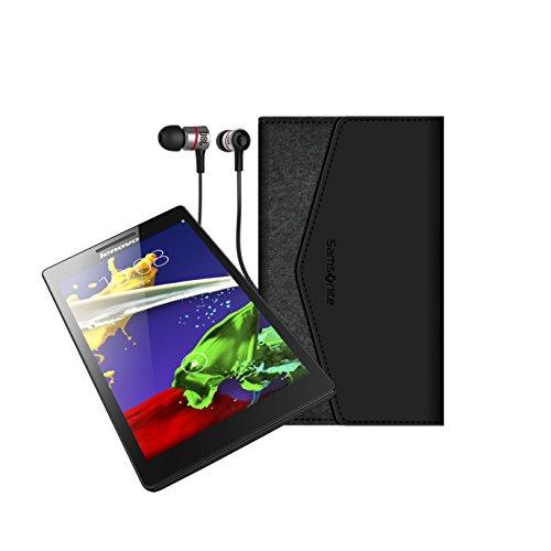 Amazon: Lenovo Tab 2 (A7-10) (7 Zoll) Tablet Bundle mit JBL-Kopfhörer und Samsonite-Schutztasche für 49€