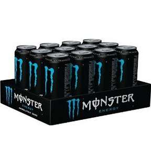 Monster Zero, 24x500ml (~1,02€/Dose sonst 1,69€)