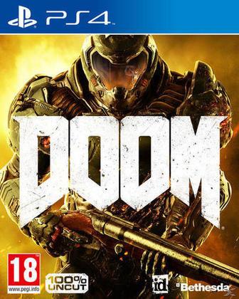 Doom (PS4, XBox One, PC) um 25 € - bis zu 48% sparen (ab 18.8.2016)