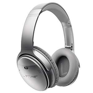 [Amazon.it] Bose QuietComfort 35 (QC35) - kabellose Noise-Cancelling Kopfhörer für 271,86€ - 12% sparen