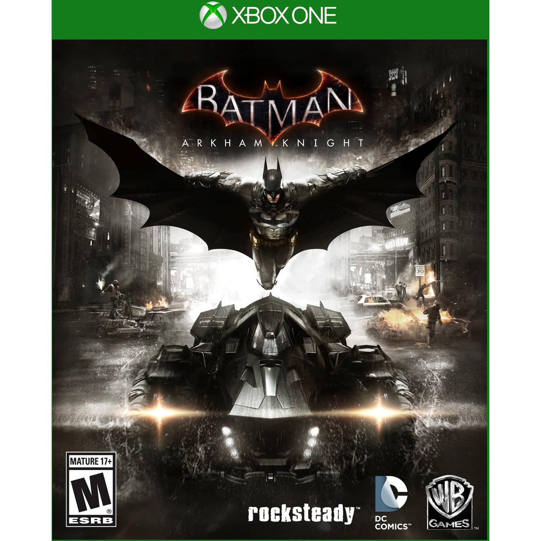 Games im Angebot bei MM zb Batman Arkham Knight 17€