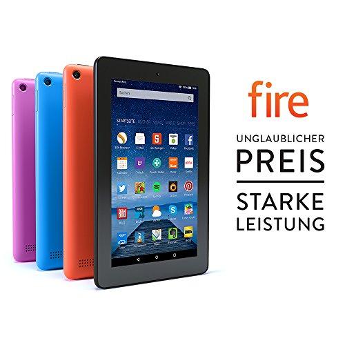 Amazon Fire Tablet 7″ mit Code -10€ (nur heute & 500 Stk.)