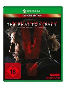 [Amazon.de][Prime] Metal Gear Solid V: Phantom Pain (Xbox One) für 10€ - 60% sparen