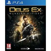 [base.com] Deus Ex: Mankind Divided - Day One Edition ( PS4) für 18,49€ - 37% sparen