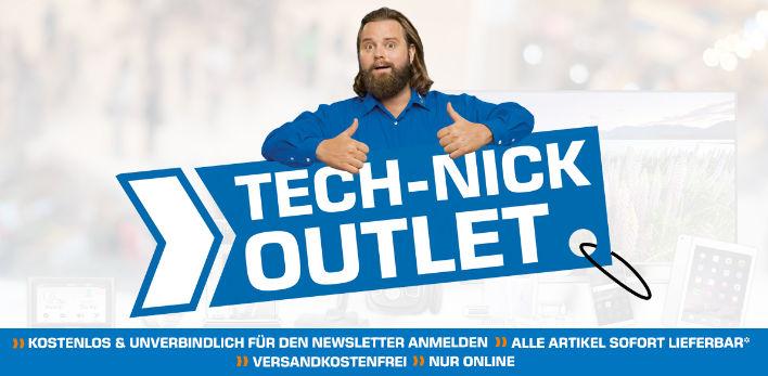 Saturn Tech-Nick Outlet HDMI Kabel kaufen & Fernseher oder Nespresso Maschine oder Bluetooth Lautsprecher GRATIS