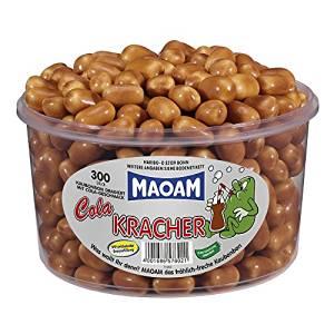 [Amazon] Maoam Cola Kracher 3x 1,2kg für 9,99€