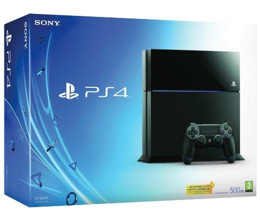 Amazon WHD - PlayStation 4 (wie neu + ungeöffnet) um 240 € - 22% sparen