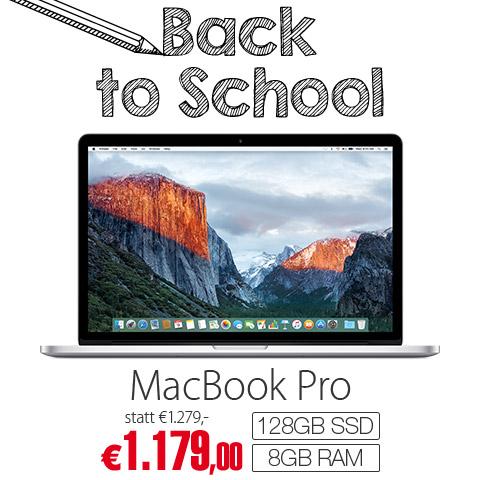 "Apple MacBook Pro 13.3"" (i5, 8GB, 128GB) - MF839D/A - um 1179 € - Bestpreis"