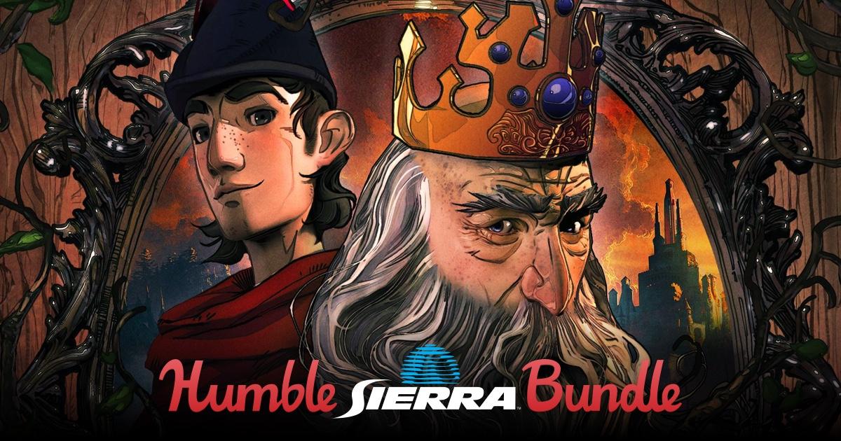 Humble Sierra Bundle - Bis zu 13 Spiele ab 0,90€