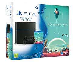 [Libro.at] 75€ auf lagernde PS4 Systeme - zB PS4 1TB + No Man's Sky für 323,99€