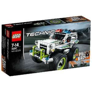 [Amazon.de][Prime] Lego Technic - Polizei-Interceptor für 12,99€