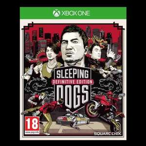Sleeping Dogs Definitive Special Edition (AT-PEGI) um nur 12,98€ inkl Vsk