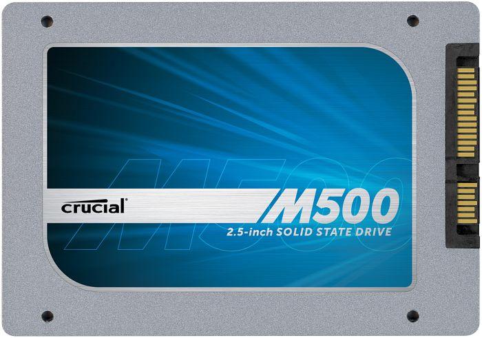 Amazon WHD: Crucial M500 SSD (960GB) um 199 € - 49% sparen