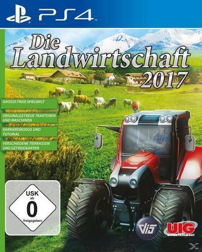 [libro.at] Landwirtschaft 2017 - Die Simulation (PS4) für 10€
