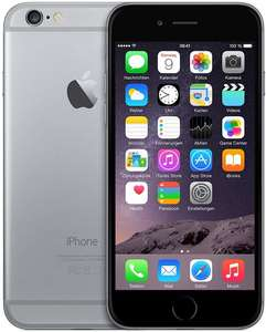 Amazon WHD: iPhone 6 (16 GB, grau) um 400 € - 27% sparen