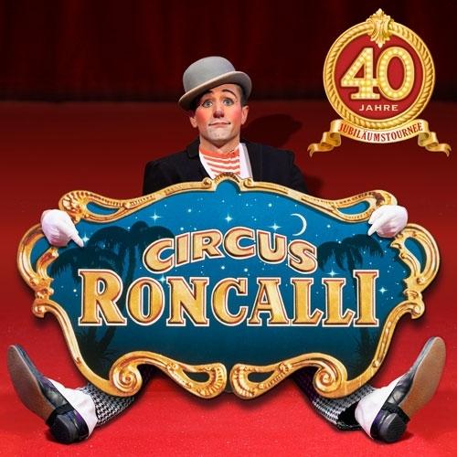 (DailyDeal) Circus Roncalli Wien: Tickets ab 15,90 € - bis zu 43% sparen