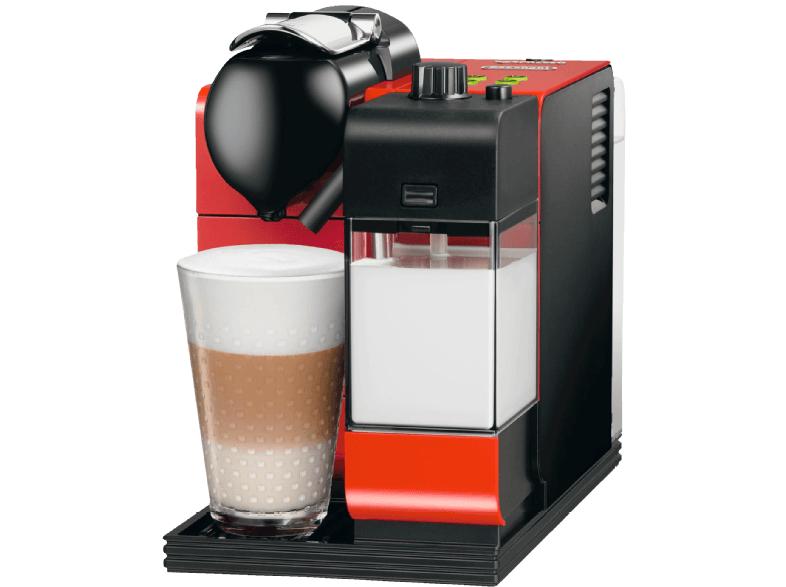 [Saturn.at] De Longhi EN 521.R Lattissima+ Nespressomaschine für 143,99€ - 29% sparen