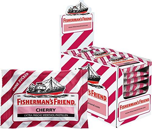 [Amazon.de] Fisherman's Friend 24x25g Beutel - verschiedene Sorten für 16,14€