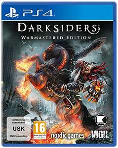 [Amazon.de][Prime] Darksiders - Warmastered Edition (PS4) für 9,99€ vorbestellen - 56% sparen