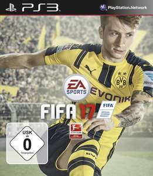 Fifa 17 XBOX oder PS4 für 56€ bei Thalia