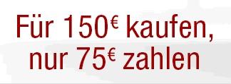 [Amazon.de] 75€ Rabatt auf Blu-Ray & DVD Einkäufe ab 150€