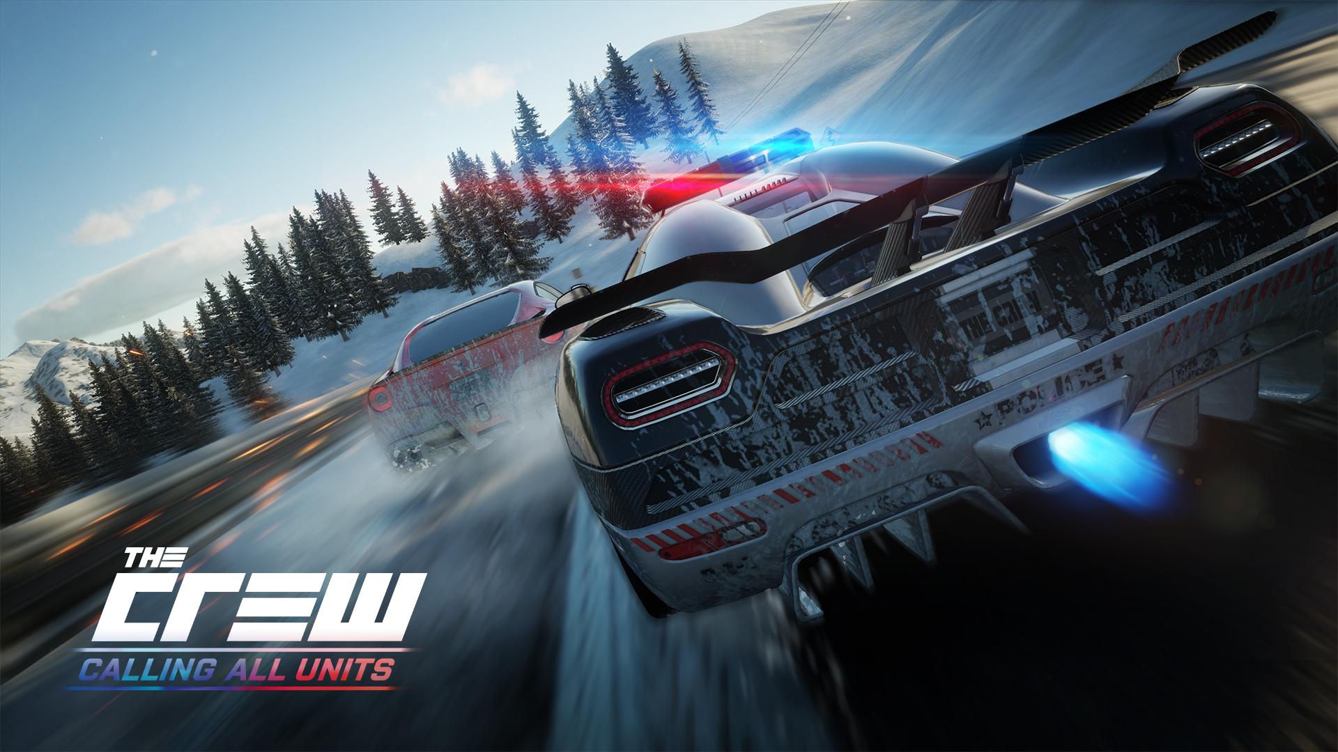 30 Jahre Ubisoft: The Crew kostenlos downloaden ab 14.09.2016