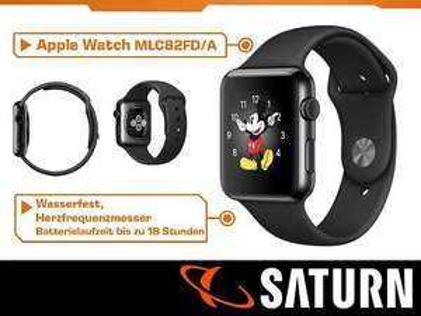 Apple Watch 42mm Edelstahl Originalverpackt um 499