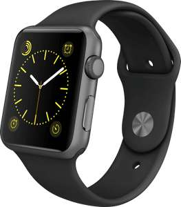 LogoiX: Apple Watch Sport (neu, 38+42mm) ab 204 € - 18% sparen