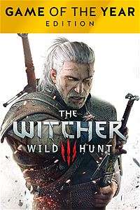 The Witcher 3 - Game of the Year Edition Xbox One