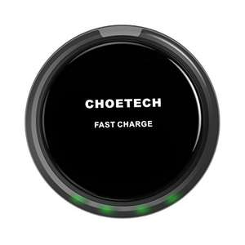 Choetech QI Fast Charger mit Smart Lightning Sensor