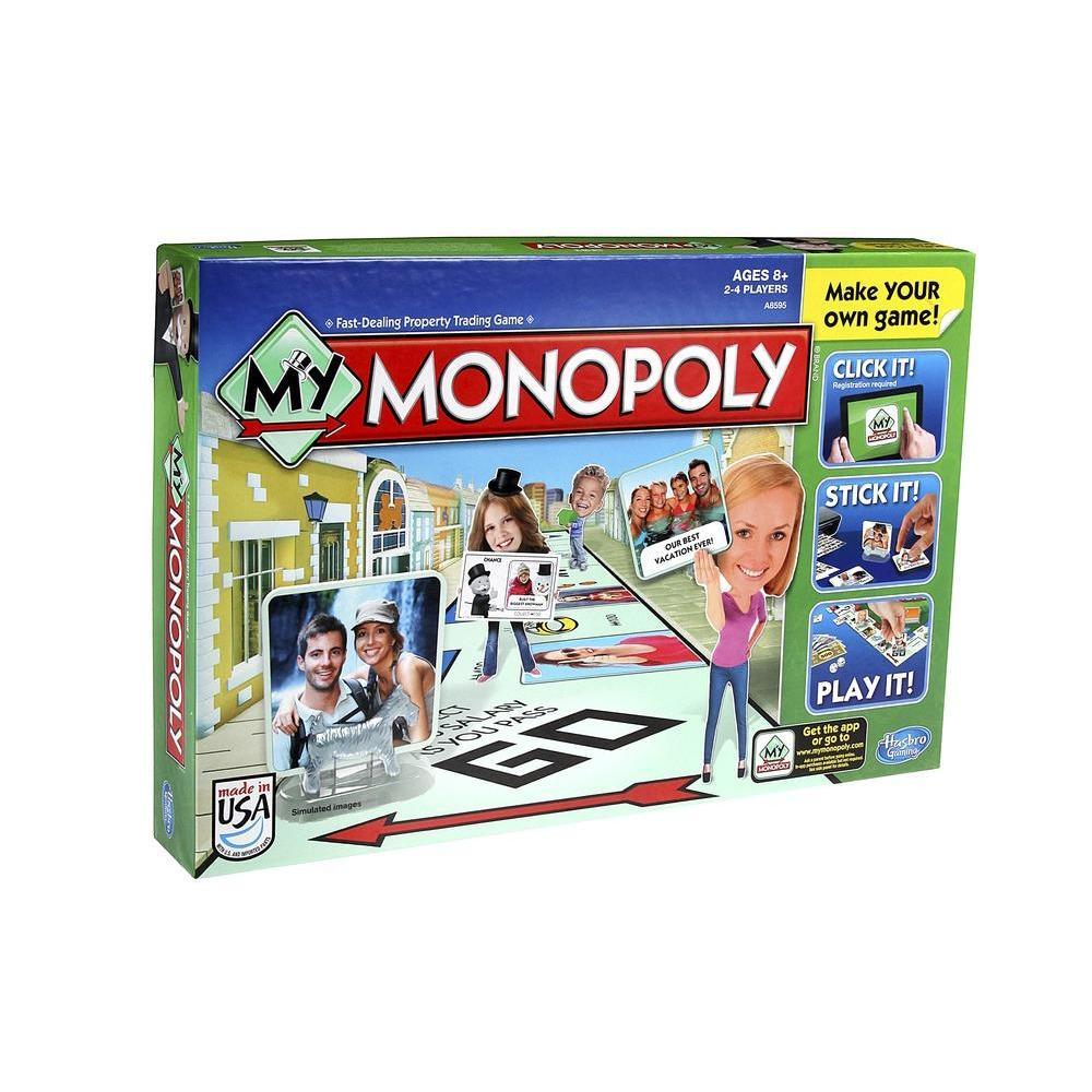 Hasbro: My Monopoly um 8,97€ [Prime]