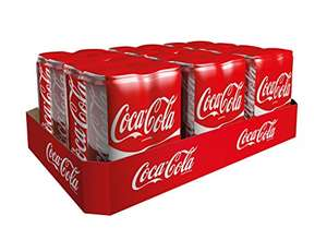[Amazon.de][Spar-Abo] Coca-Cola (Light, Zero), Fanta u.a. 6x4x0,33L, 24er Pack für 8,22€