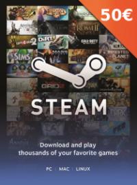 [CDKeys] 50€ Steam Guthaben für 34,19€