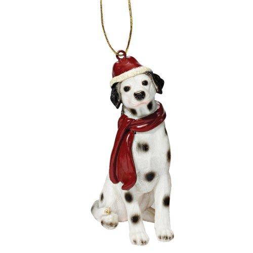 Dalmatiner Schmuck für den Weihnachtsbaum