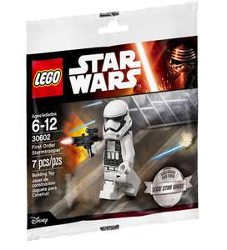 Lego - Gratis Stormtrooper Minifigur + dreifache VIP Punkte