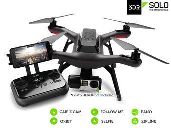 iBood: 3DR Solo Drohne + Solo Gimbal für 655,90€