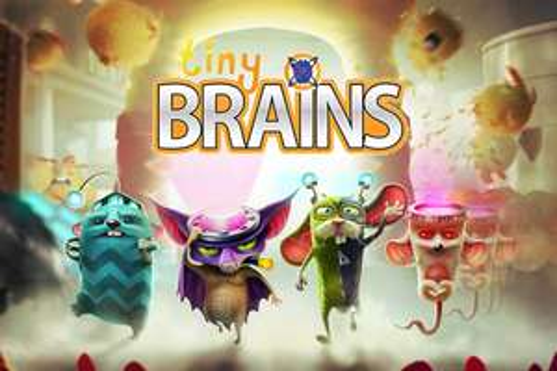 PSN: Tiny Brains (PS4 / PS3) komplett kostenlos!