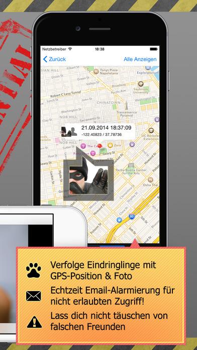 [iOS] Foto Tresor - Videos und Fotos auf dem iPhone verstecken für 0.99 EUR anstatt 2.99 EUR