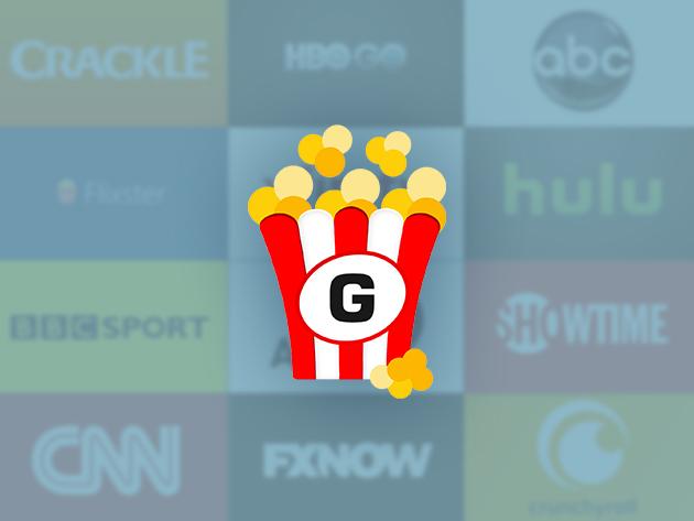 Getflix: Lifetime Subscription mit 95% Rabatt. Streaming ohne Geoblocking!