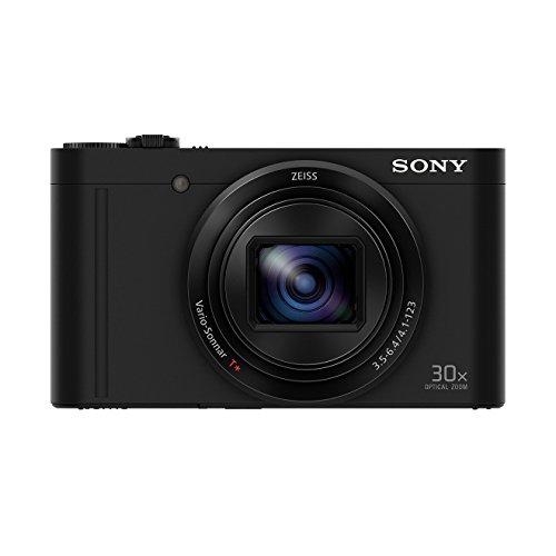 """Sony """"DSC-WX500B"""" Digitalkamera um 230 € - statt 339 € - Top-Bestpreis"""