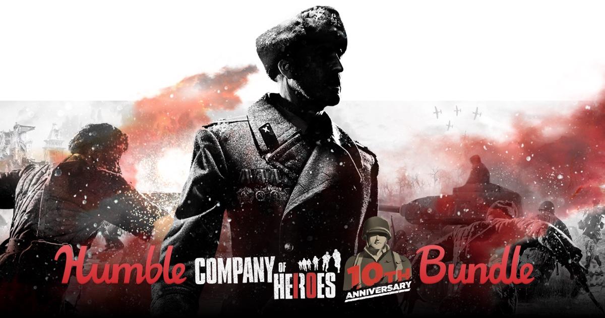 [Humble Bundle] Humble Company of Heroes Bundle