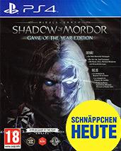 [gameware.at]Mittelerde: Mordors Schatten - GOTY [PS4]&[XONE] für €26,90 - versandkostenfrei!