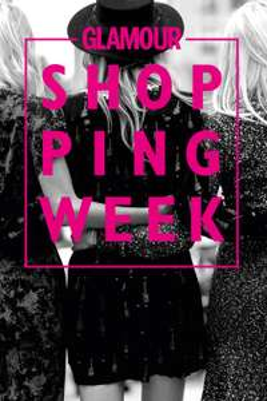 Glamour Shopping Week - Rabatte bei 160 Unternehmen - bis 8.10.2016