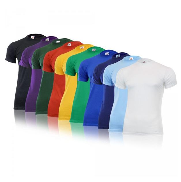 [Amazon] Fruit of the Loom T-Shirt S-XXXL in vielen Farben ab 2€