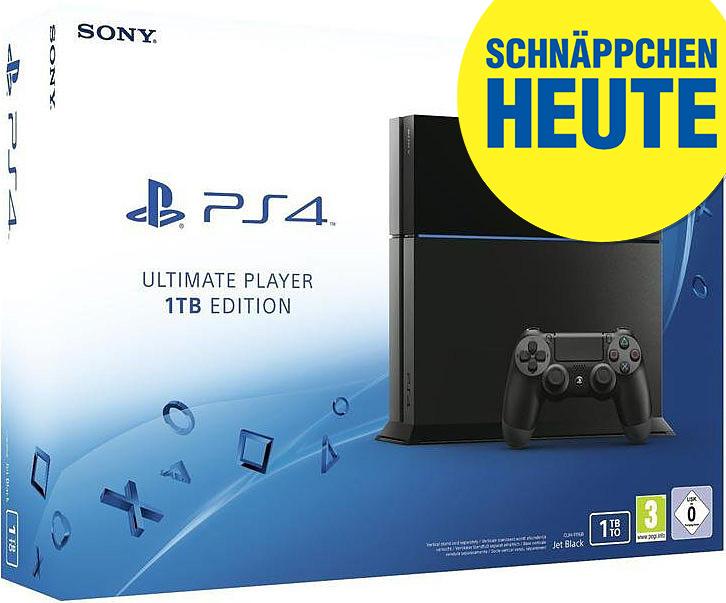 [gameware.at]PlayStation 4 1TB Ultimate Player Edition - €259,- Versandkostenfrei!