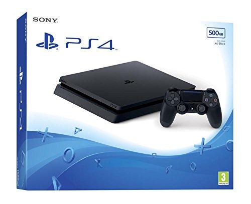 PlayStation 4 Slim (500GB) zum Bestpreis