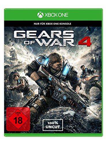 Gears of War 4 - Xbox One (Amazon) für Prime Mitglieder nochmals um 2€ günstiger