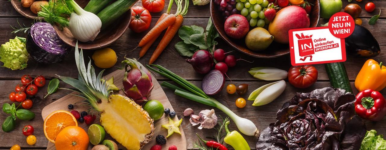 Interspar Onlineshop Lebensmittel 10€ Gutschein für den ersten Einkauf