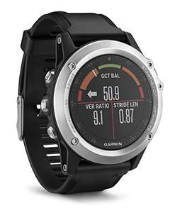 [Amazon.de PRIME] Garmin fenix 3 HR GPS-Multisport-Smartwatch um 389€ (-25%)
